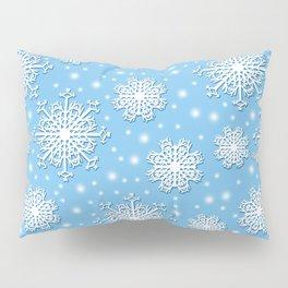 Snowflake Pillow Sham