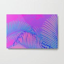 Lavender days Metal Print