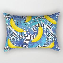 summer tropical Rectangular Pillow