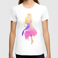 hyrule T-shirts featuring Hyrule Warriors Zelda by causticAntilogy