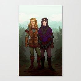turin & beleg Canvas Print