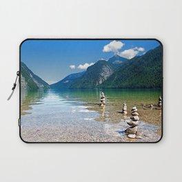 Watchmen of the Lake Laptop Sleeve