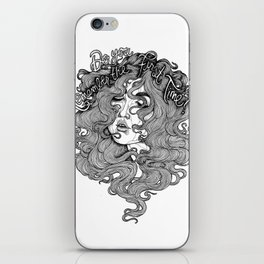 Do You Remember the First Time? iPhone Skin