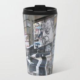 New York Graffiti 1 Travel Mug