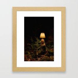 tree5 Framed Art Print