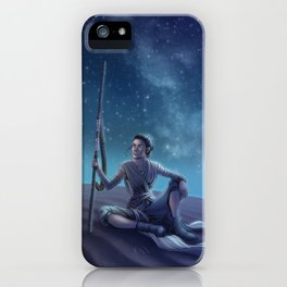 The Scavenger iPhone Case