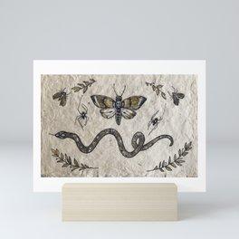 The Garden Mini Art Print