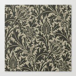 """William Morris """"Thistle"""" 10. Canvas Print"""