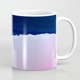 Midnight Sands, Neon Waters Coffee Mug