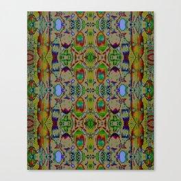Rainbow Navajo Canvas Print
