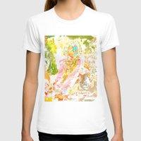 david olenick T-shirts featuring David by Lanny Quarles