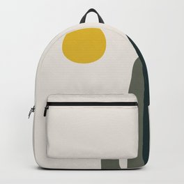 Cactus and the Rising Sun Backpack