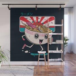 Tokyo Ramen Wall Mural