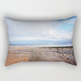 Scottish Beach Rectangular Pillow