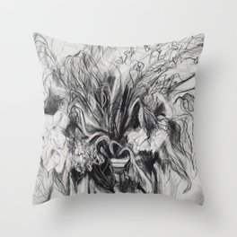 As They Die (v) Throw Pillow