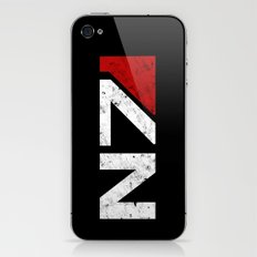 N7 iPhone & iPod Skin