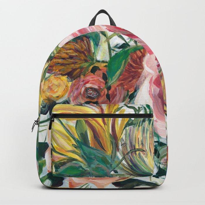 Bella Rosa Backpack