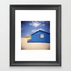 cottages #2 Framed Art Print