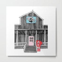 Old Town, USA Metal Print