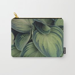 Ornamental Foliage Carry-All Pouch