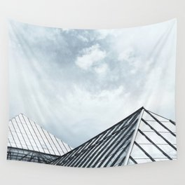 Sculptural Sky Wall Tapestry
