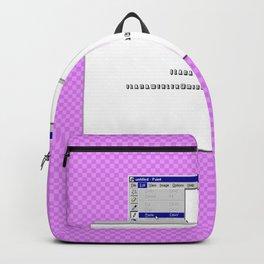 WWW. Backpack