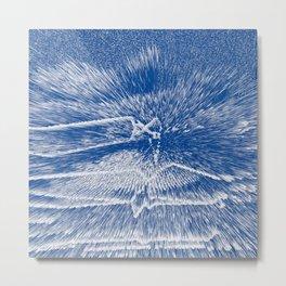 Abstract Poll n2 Metal Print
