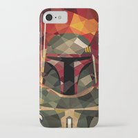 boba iPhone & iPod Cases featuring Boba Fett by Eric Dufresne