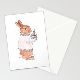 Friday Bun Stationery Cards
