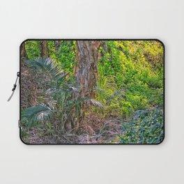 Beautiful rain forest growth Laptop Sleeve