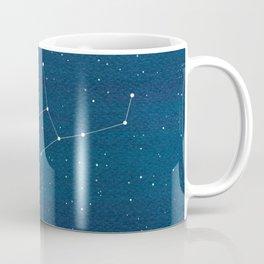 Virgo zodiac constellation Coffee Mug