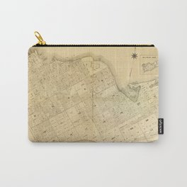 Map Of Key West 1906 Carry-All Pouch