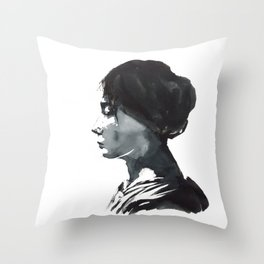 Cameo Throw Pillow
