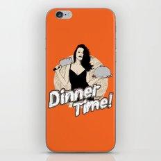 Dinner Time! iPhone & iPod Skin