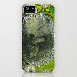 Fast Asleep iPhone Case