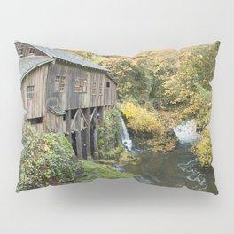 Cedar Creek Grist Mill Pillow Sham