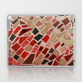Razzle Red Mosaic Laptop & iPad Skin