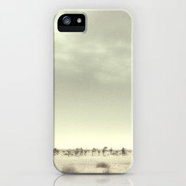 Nomad Trekking iPhone Case
