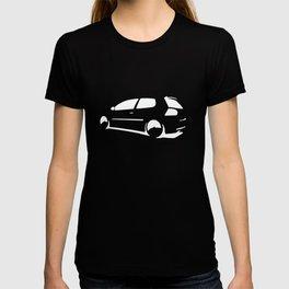Gti Mk5 Mk6 Car Jetta Euro Golf t-shirts T-shirt