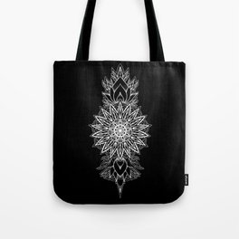 twirling tower Tote Bag