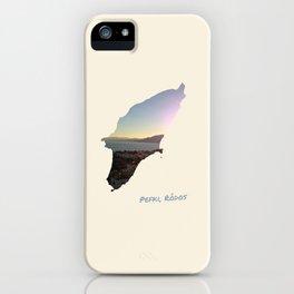 Pefkos Village, Rhodes iPhone Case