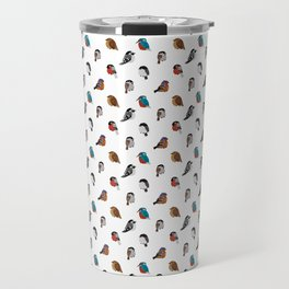 Bird Breeds Travel Mug