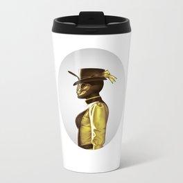 Wardeness Wasp Metal Travel Mug