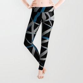 3D Futuristic GEO Lines III Leggings