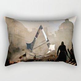 Arno Dorian: Master Assassin of the French Revolution Rectangular Pillow