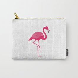 Flamingo time Carry-All Pouch