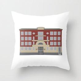 Copeland Hall Throw Pillow