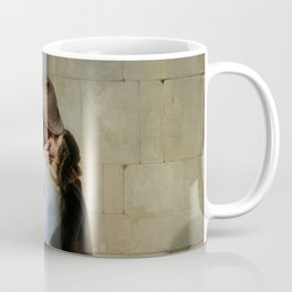 The Kiss (Il Bacio) - Francesco Hayez 1859 Coffee Mug