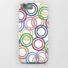 Discs iPhone 6s Slim Case