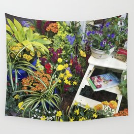 Always good to have a few flowers around the kitchen! Wall Tapestry
